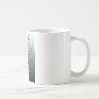 葉2 コーヒーマグカップ