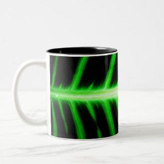 葉6 ツートーンマグカップ