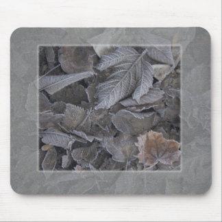 葉 マウスパッド