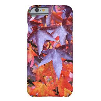 葉 BARELY THERE iPhone 6 ケース