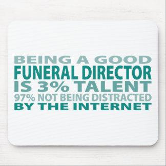 葬儀屋3%の才能 マウスパッド