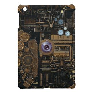 蒸気のパンクのカメラ iPad MINI CASE
