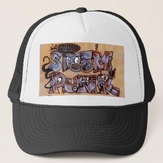 蒸気のパンクの帽子 キャップ
