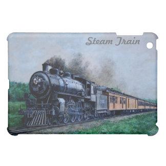 蒸気の列車のIPadの場合 iPad Mini Case