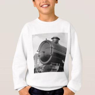 蒸気の列車 スウェットシャツ