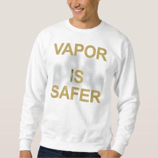 蒸気はより安全です スウェットシャツ