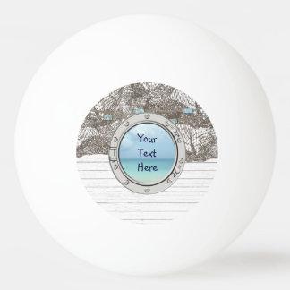 蒸気口 卓球ボール