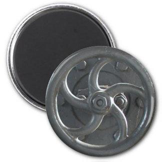蒸気機関圧力車輪の冷蔵庫用マグネット マグネット