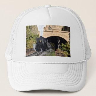 蒸気機関車の帽子 キャップ