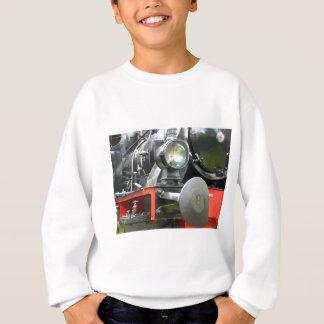 蒸気機関車の詳細 スウェットシャツ