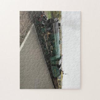 蒸気機関車(Dungeness)のジグソーパズル ジグソーパズル