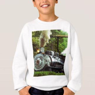 蒸気機関 スウェットシャツ