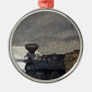 蒸気機関 メタルオーナメント