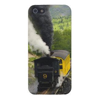 蒸気機関 iPhone 5 ケース