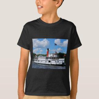 蒸気船Segwun Tシャツ