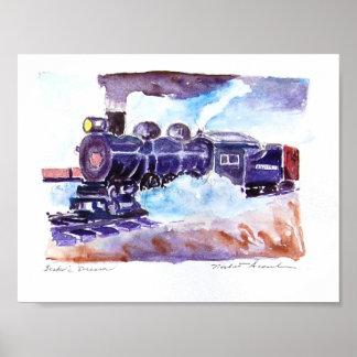 蒸気train02 ポスター
