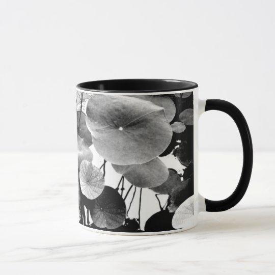 蓮の葉 マグカップ