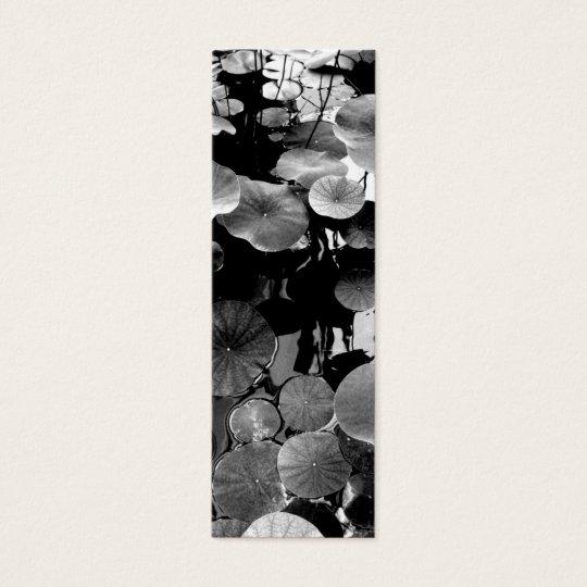 蓮の葉 bookmark スキニー名刺
