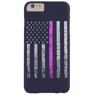 薄いピンクライン BARELY THERE iPhone 6 PLUS ケース