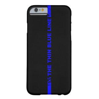 薄いブルーライン BARELY THERE iPhone 6 ケース
