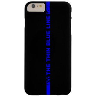 薄いブルーライン BARELY THERE iPhone 6 PLUS ケース