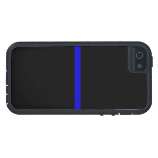 薄いブルーラインiPhone 5/5sの場合ToughXtreme iPhone SE/5/5s ケース