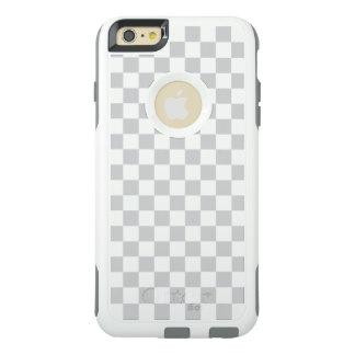 薄い灰色のチェッカーボード オッターボックスiPhone 6/6S PLUSケース