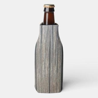 薄い色木製パターンボトルのクーラー ボトルクーラー