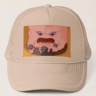 薄く水っぽいねじれの帽子! キャップ