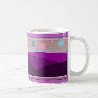 薄暗がり コーヒーマグカップ