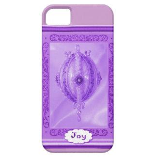 薄紫のつまらないもの、喜び iPhone SE/5/5s ケース