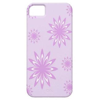 薄紫のヒマワリ iPhone SE/5/5s ケース