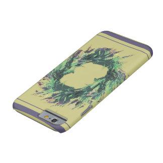 薄紫のリースの電話箱 BARELY THERE iPhone 6 ケース