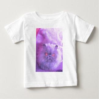薄紫の勉強 ベビーTシャツ