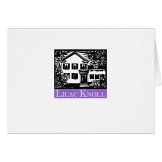 薄紫の小山Knote Kard カード