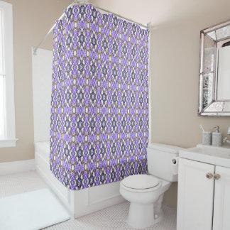 薄紫の栄光 シャワーカーテン