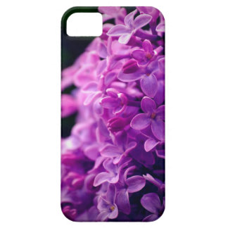 薄紫の爆発 iPhone SE/5/5s ケース