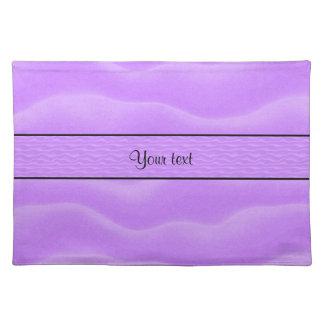 薄紫の砂 ランチョンマット