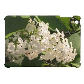 薄紫の美しい花の自然の写真のipadの場合 iPad miniカバー