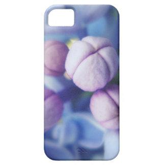 薄紫の花 iPhone SE/5/5s ケース