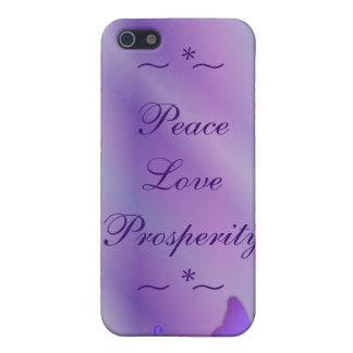 薄紫の蝶iphone 4ケース iPhone 5 カバー