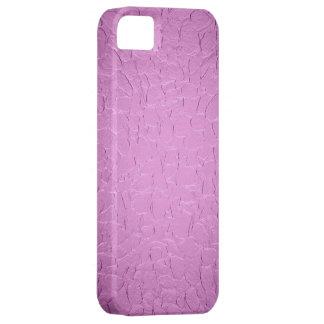 薄紫の金属の抽象美術2 iPhone SE/5/5s ケース