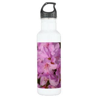 薄紫のrhododrendron ウォーターボトル