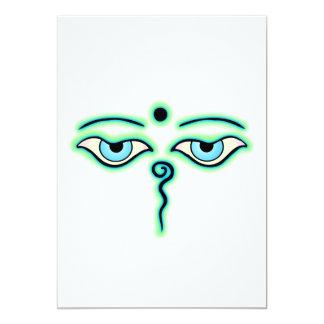 薄緑のティール(緑がかった色)仏Eyes.png カード