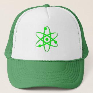 薄緑の原子 キャップ