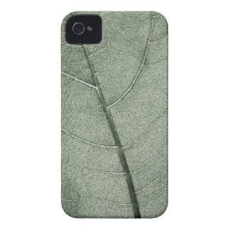 薄緑の葉、終わり。 パターン Case-Mate iPhone 4 ケース