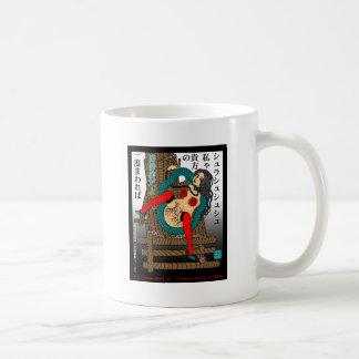 薔薇鎖 コーヒーマグカップ