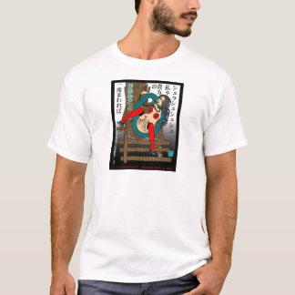 薔薇鎖 Tシャツ