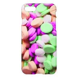 薬の丸薬 iPhone 7ケース