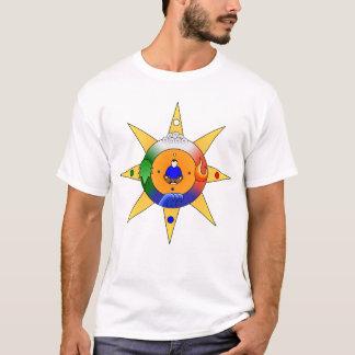 薬の車輪(男性) Tシャツ